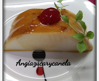 Flan de Queso en Thermomix
