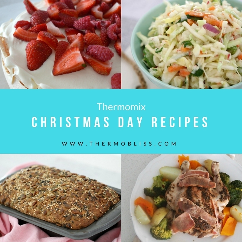 Thermomix Christmas Day Recipes