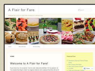 A Flair for Fare