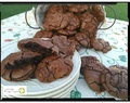 Galletas Brownie con Thermomix