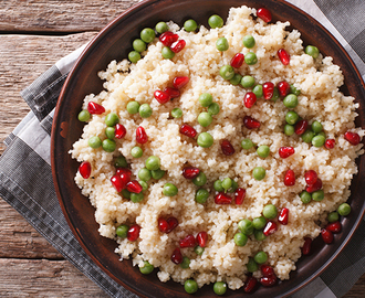 Christmas Couscous Salad