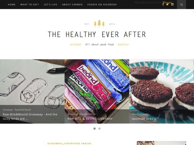 The Healthy Ever After