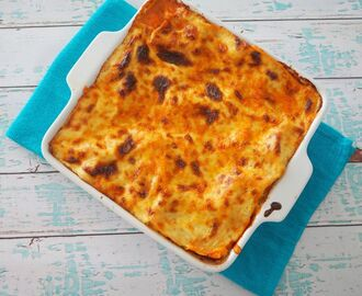 Thermomix Lasagna Recipe