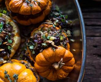 Vegetarian Thanksgiving Entrees