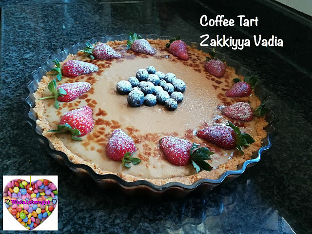 Coffee Tart