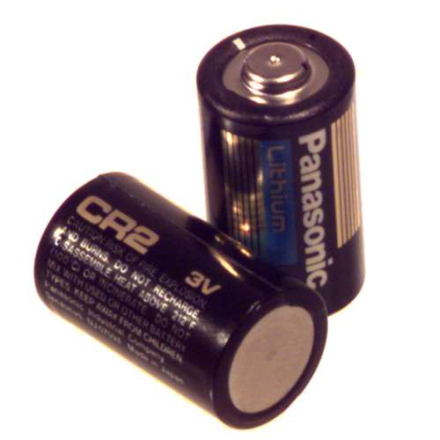 Batteri golfkikare - cr2