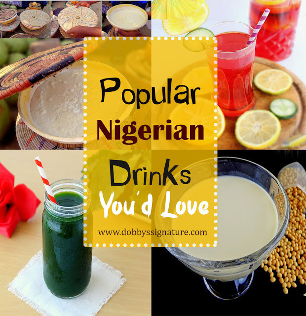 Top Nigerian beverage drink list