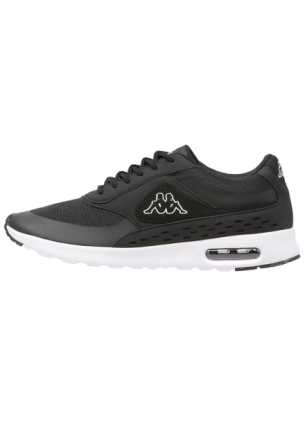 Kappa MILLA Sneakers black/white