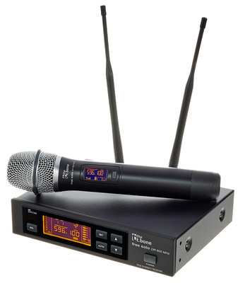 the t.bone free solo HT 600 MHz