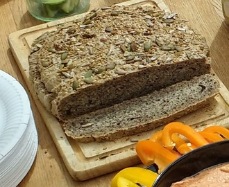New Recipe: Artisan Rustic Gluten-free Bread