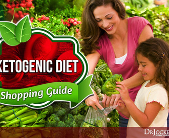 Ketogenic Diet Shopping Guide