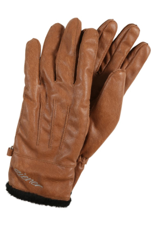 Ziener ISALA LADY Fingervantar brown