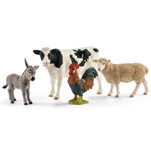 Schleich Farm World Startsats