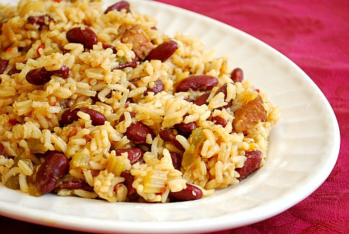 Instant Pot: Cajun Red Beans & Rice