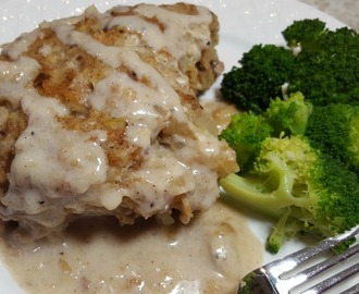Baked Stuffed Pork Chops, A Family Favorite