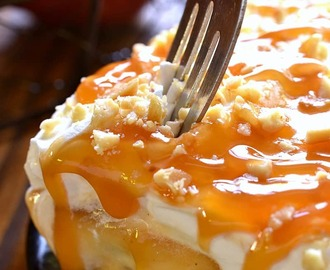 Caramel Apple Lush Dessert