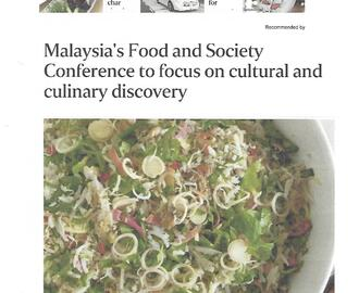 Conference to Focus on Cultural and Culinary Discovery
