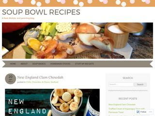 soup bowl recipes