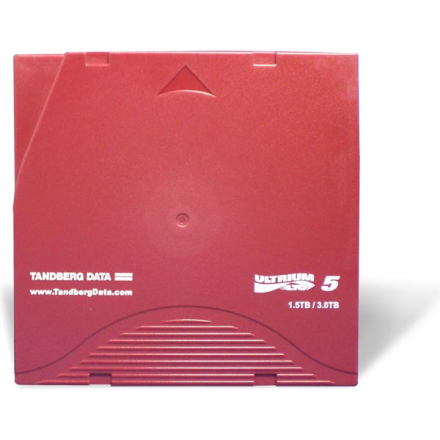 Tandberg Data Cartridge LTO-5 with case