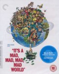 It's a Mad Mad Mad Mad World: Criterion UK (Blu-ray) (Import)