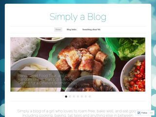 Simply a Food Blog