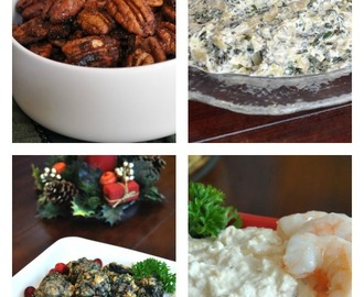 Four Easy Make-Ahead Party Foods