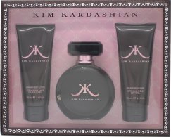 Kim Kardashian Presentset 30ml Love EDP + 30ml Gold EDP + 30ml Signature EDP