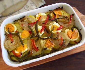 Bacalhau lascado no forno | Food From Portugal
