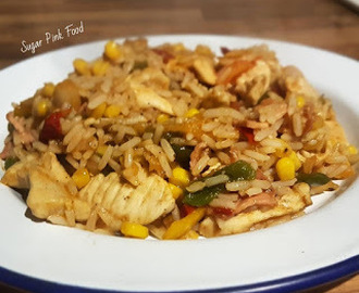 Syn Free Chicken & Bacon Dirty Rice Recipe