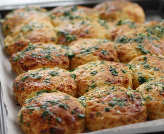 Cheddar Biscuits So Good I Ate Eight