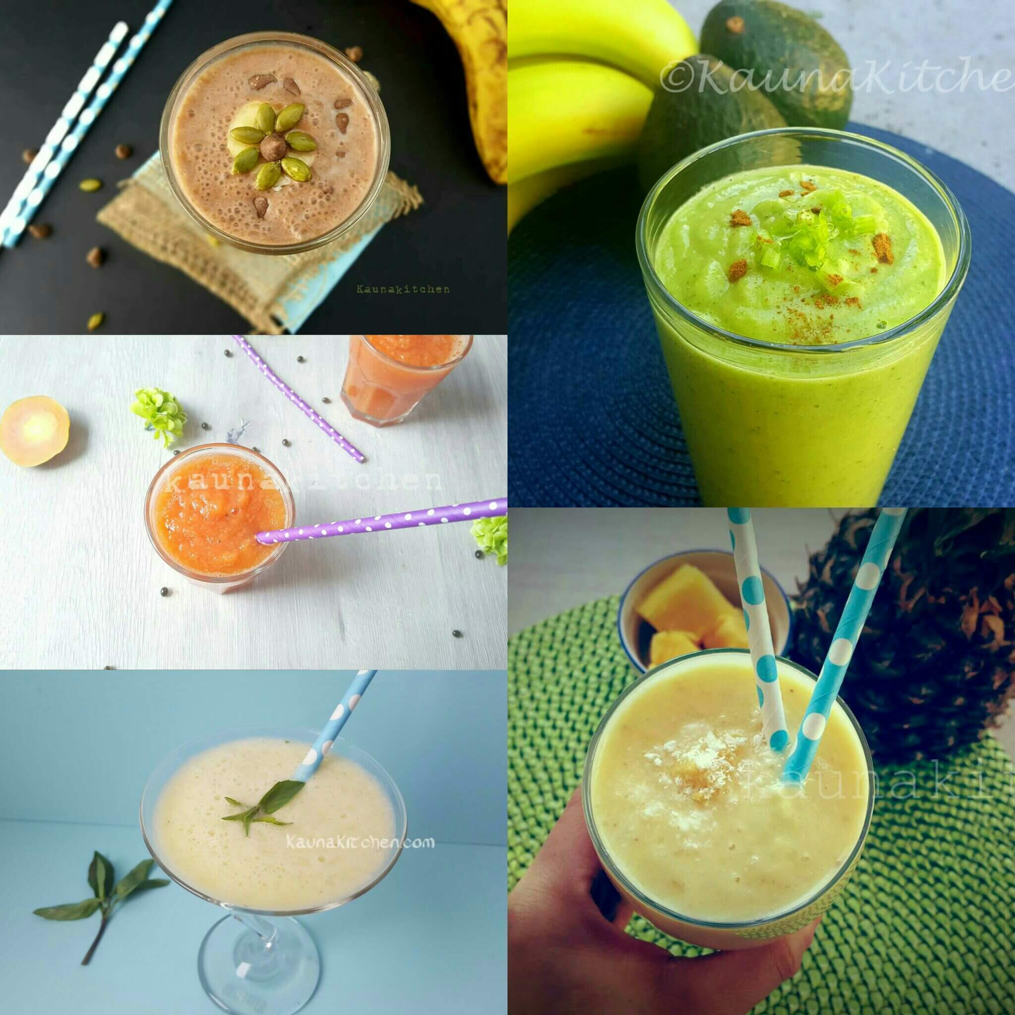10 Smoothies Every Nigerian Should Make