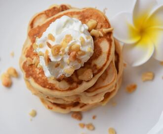 White Chocolate Macadamia Nut Pancake Recipe