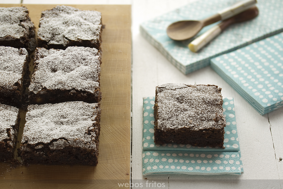 Brownie After Eight | webos fritos