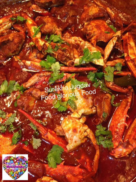 CRAB CURRY (DURBAN STYLE)