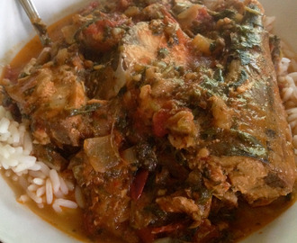 He says, she says: Mackerel in Tomato Sauce