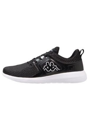 Kappa COLORADO Neutrala löparskor black/white
