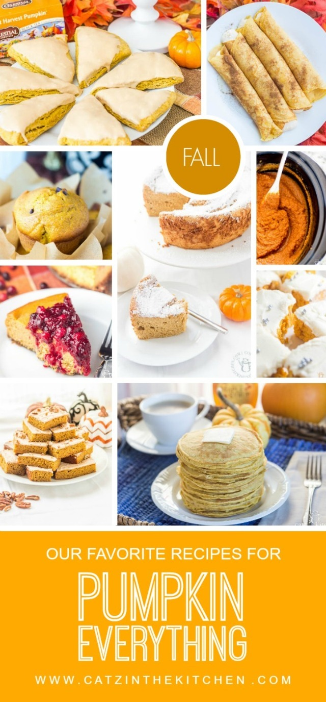 Our Favorite Recipes for Pumpkin Everything
