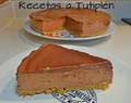 Tarta de Queso y Chocolate