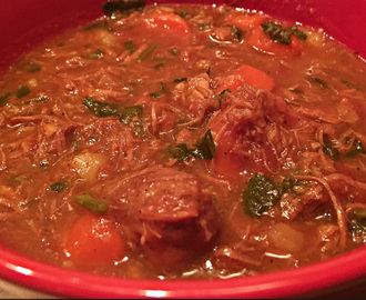 Rustic Pork Stew… recipe and wine pairings