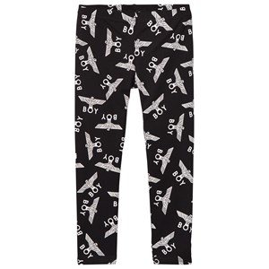 Boy London Boy Repeat Leggings Black/White 7-8 years