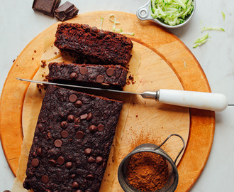 1-Bowl Chocolate Zucchini Bread