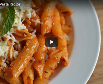 Red Sauce Pasta Recipe Video