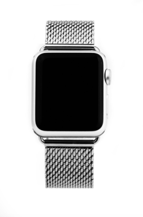 Apple watch / apple watch 2 milanese rostfri stållänk 38mm