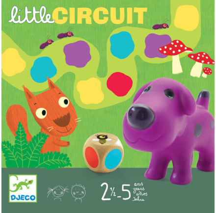 Djeco spel - Little Circuit