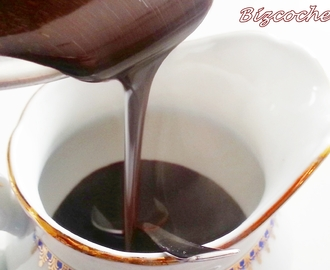 SALSA DE CHOCOLATE CALIENTE (O FRIA...)