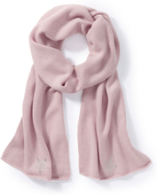 Halsduk från Peter Hahn Cashmere rosa