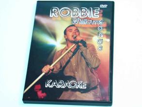 Karaoke dvd robbie williams