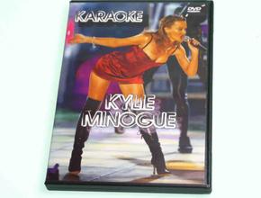 Karaoke dvd kylie minoque