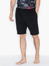 Calvin Klein Underwear Sleep Short Sovplagg Black