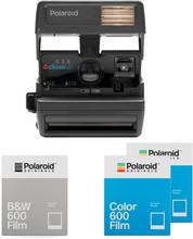 Polaroid 600 Camera Square Startpaket, Polaroid